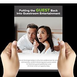 Guestroom Entertainment Survey White paper