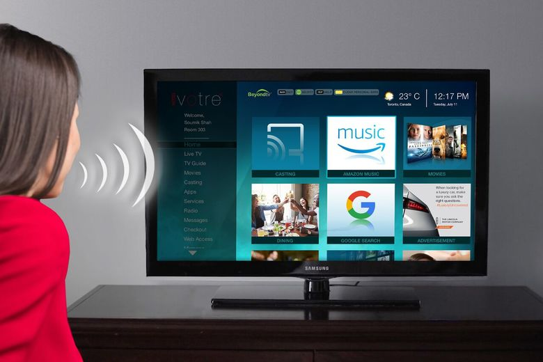 Hotel Internet Services Deploys Advanced Television Voice Command Functionality with BeyondTV