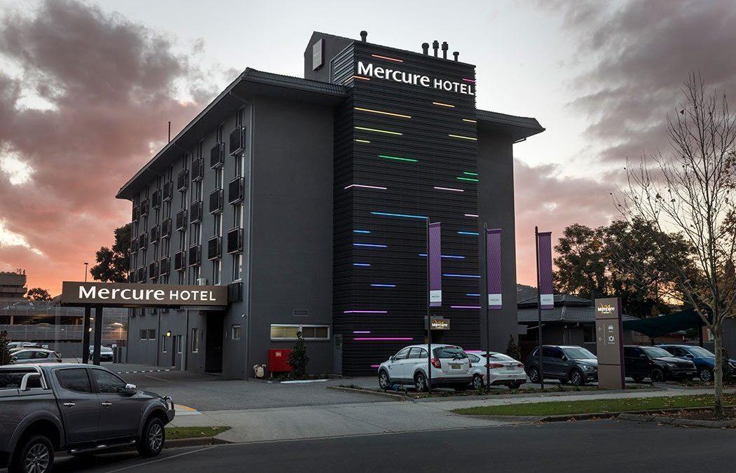 Mercure Hotel Albury, Australia – Installation Spotlight